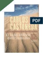 Carlos Castaneda Il Lato Attivo Dell'Infinito It