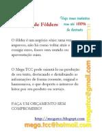 Fôlders - Cursos