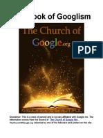 The Book of Googli Sm