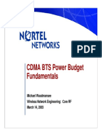 CDMA BTS Power Budget.pdf