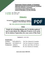 Bio Degradation