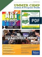 Summer Camp Education & Programs - February 2017 wew