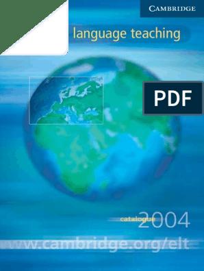 English Language Teaching Pdf Language Education License