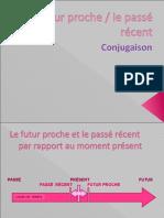 16401 Le Futur Proche Pass Rcent