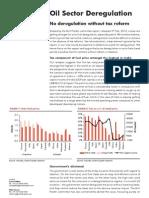 Oil & Gas Deregulation - 160210