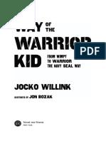 Way of the Warrior Kid Excerpt