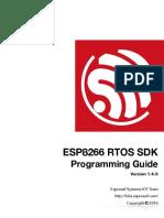 20a-Esp8266 Rtos Sdk Programming Guide en v1.4.0