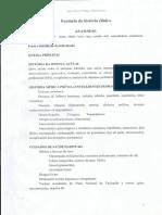 Formato Da Historia Clinica - ANAMNESE