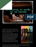 "TEATRO DE LA SENSACION EN GIRA  ""Bucaneros. La isla del coco viejo."""