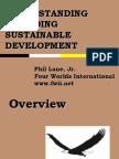 Sustainable Development 4