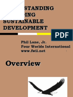 Sustainable Development 4