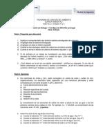 Evaluación Quimica Ambiental 1.2016.