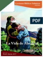 Lecciones Bíblicas Sabáticas 1° trim 2017 español normal (1)