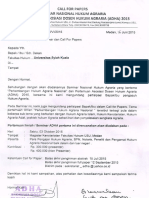 Call for Paper Adha