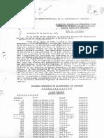 Resoluciones Franklin Roosevelt Primaria - Secundaria