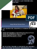 Aportaciones a Las Teorías Del Desarrollo Humano