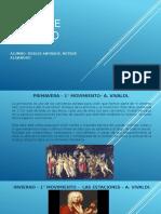 Obras Musicales Del Barroco