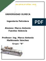 Procesos de Deshidratacion de Crudo Marco