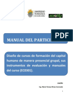 Manual Del Participante Estandar 301 (2)