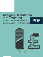 Best Practice Guide Metering Monitoring and Targeting