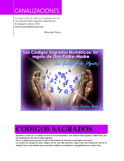 AUTOESTIMA 877 CODIGOS SAGRADOS NUMERICOS JOSE