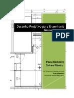 Caderno de Exercicios - Desenho Tecnico