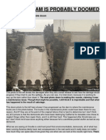 LAKE OROVILLE DAM IS PROBABLY DOOMED.pdf