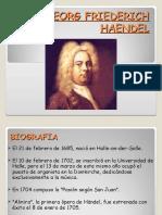 G. F. Handel - diapositivas