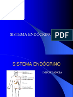 Sistema Endocrinológico