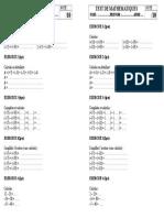Test 4eme Maths Relatifs (2)