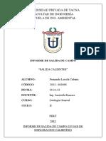 Universidad Privada de Tacnatrabajo Geo