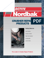 LT3387 Loctite Nordback Backing Materials