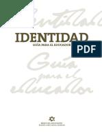 Identidad Guia Para El Educador