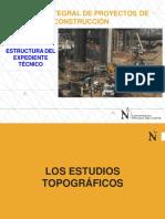 Estudios Topograficos