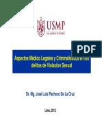 Delitos Contra Libertad Sexual 2012