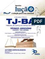 Tj Ba Tecnico Judici Rio Escrevente