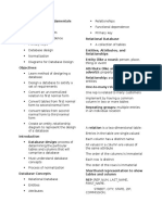 2database Design Fundamentals 1