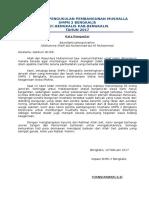 Proposal Pembangunan Mushalla SMPN 2 Bengkalis