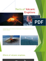 Effects of Volcanic Eruptions.pptx
