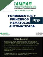Taller Hematologia JAMPAR