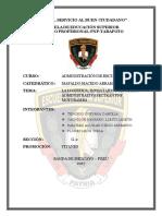 ADMINISTRACIÓN  DE RECURSOS  - TRABAJO SOBRE LOGÍSTICA.pdf