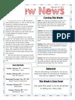 crew newsletter 2 10 17