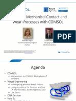 0114asme Mechanical Contact 2016 Webinar