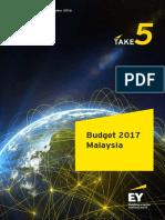 Malaysian National Budget 2017