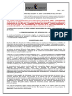 Documento Compilatorio
