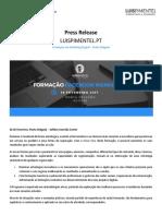 Formação Facebook Marketing Açores