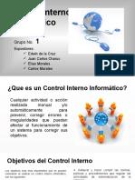 Control Interno Infromatico