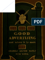 (1905) Good Advertising and Where It is Made
