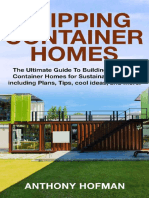 Shipping Container Homes_ the U - Anthony Hofman