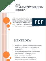 PKUK3052 Aktiviti Meneroka